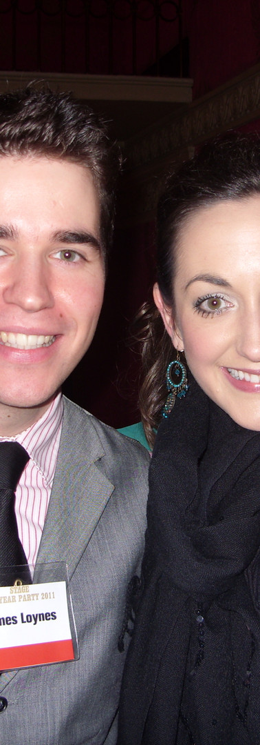 James Loynes & Helena Blackman