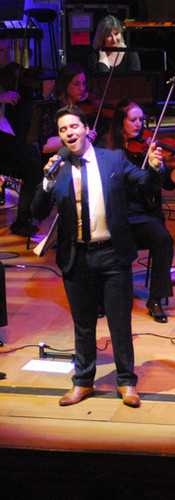 James Loynes, Cadogen Hall, London