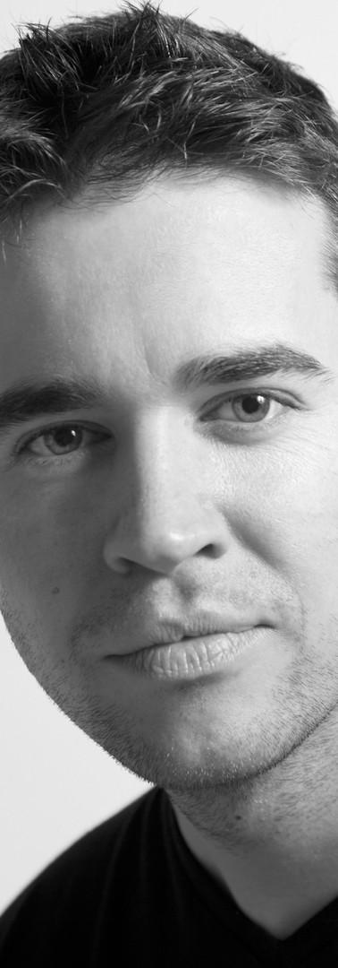 James Loynes - B&W Headshot