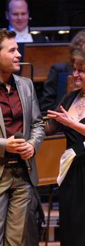James Loynes & Debbie Wiseman, OBE