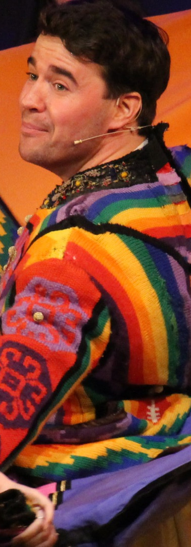 "James Loynes - ""Coat of Many Colours"""