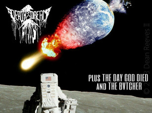 As Earth Shatters / Death Of A Dream / The Bvtcher / The Day God Died @ Dirty Dog Bar, ATX - 4/21