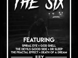NH4A Presents : The Six @ Texas Mist - Austin, TX - 7/6