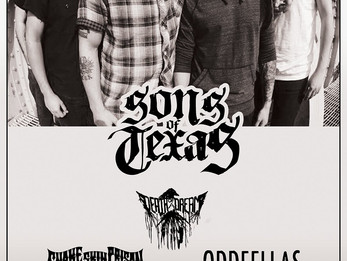 Sons Of Texas / Death Of A Dream / Snake Skin Prison @ Come And Take It Live - Austin, TX - 5/31