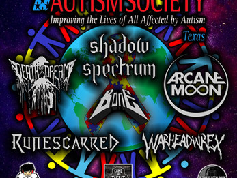 The 9th Annual Autism Benefit @ Come And Take It Live - 7/27