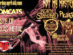 Taste Of Texas Metal Fest