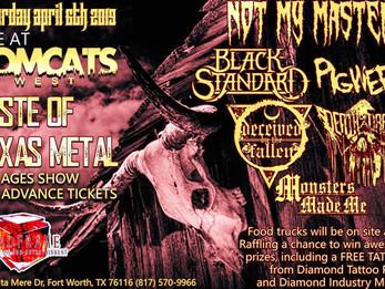 Taste Of Texas Metal Fest