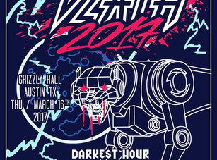 SXSW 2017 / South by South Death Official Showcase @ Grizzly Hall - 3/16