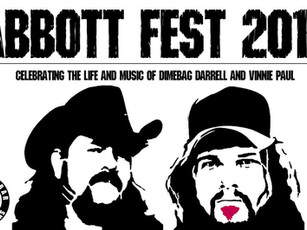 Abbott Fest 2019 : Celebrating the music of Dimebag and Vinnie @ Dirty Dog Bar - Austin, TX - 8/17
