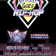 Metal Goes Hip-Hop @ Grizzly Hall - 1/13