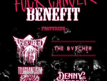 Tiffany's Fuck Cancer Benefit Show