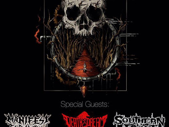 Headcrusher / Southern Front / Manifest Insanity @Lost Well - 6/8