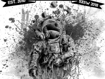 SXSW Metal Monsters of Texas 2018 @ Dirty Dog Bar, Austin TX - 3/10