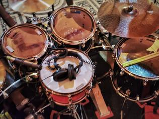 Studio Update / Byron - Drums