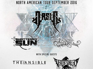 Scar Symmetry / Arsis / Shattered Sun @Dirty Dog - 9/20
