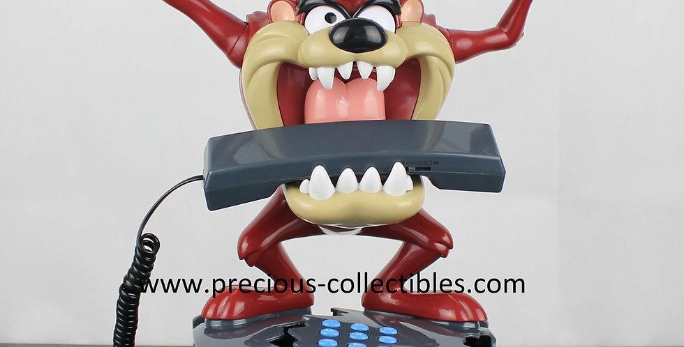 Tasmanian Devil animated phone