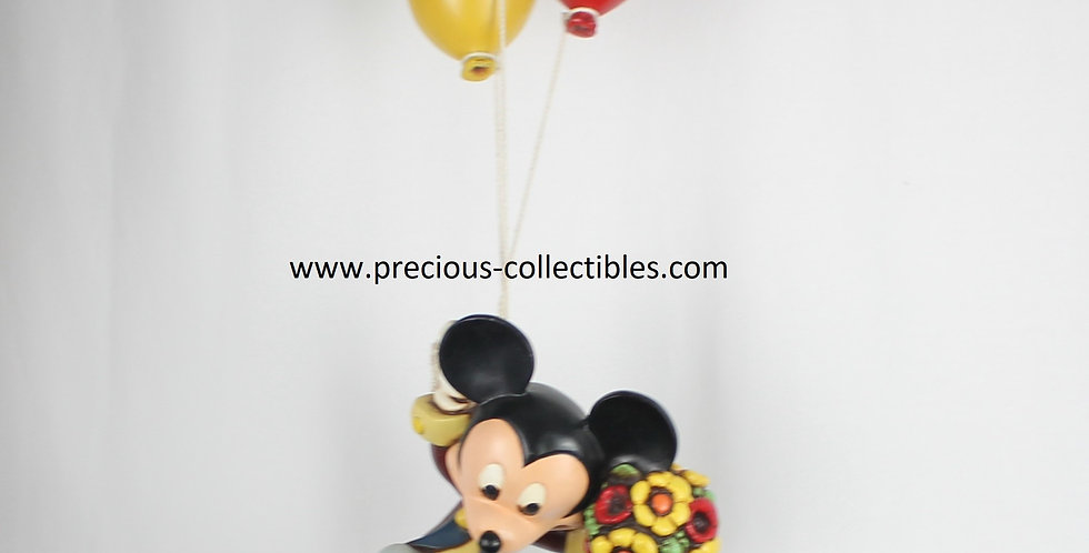 Mickey Mouse;Balloons;Rutten bv'Fingendi;Walt Disney;For Sale;Polyester;Rare;Collectible;Store;Shop;Peter Mook;Big figurine;