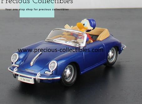 Collectible Walt Disney model cars by Bburago