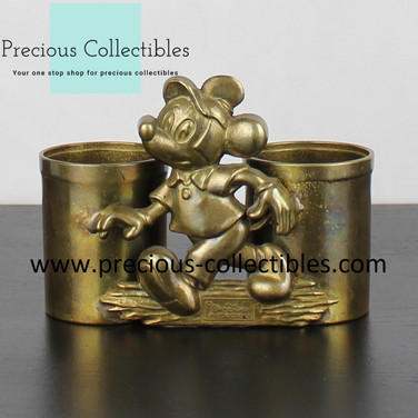 Mickey Mouse double pen container