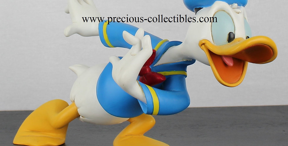 Donald Duck;Running;Peter Mook;Fingendi;Rutten;Walt Disney;Statue;Sculpture;Happy;Mid Fig;For Sale;Shop;Store;Webshop;Shippin