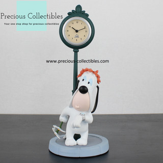 Droopy clock
