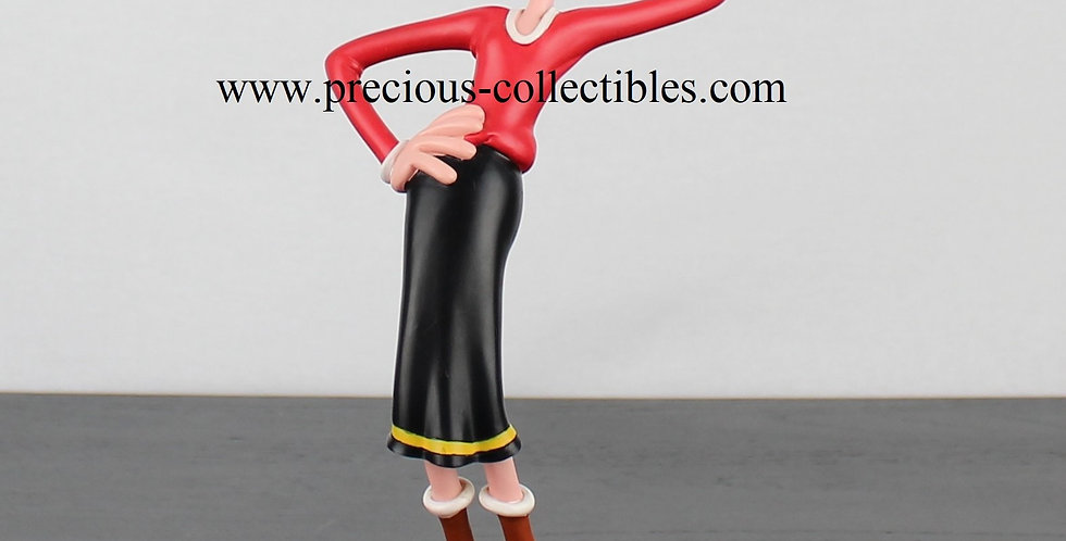 Olive Oyl Popeye the Sailor King Features Year 2004 Sculpture Peter Mook Rutten Comic Vintage Webshop Webstore for Sale rare