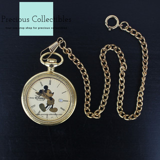 Mickey Mouse pocketwatch
