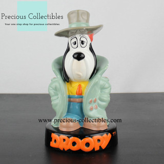 Droopy piggy bank