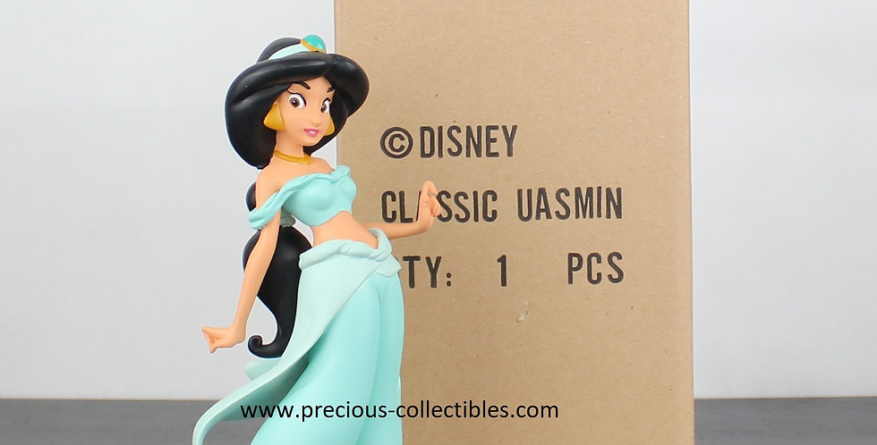 Jasmine;Aladdin;Statue;Rutten;Fingendi;Walt Disney;Peter Mook;Clasic;Princess;Product;Store;Collectible;Gift;For Sale;Rare