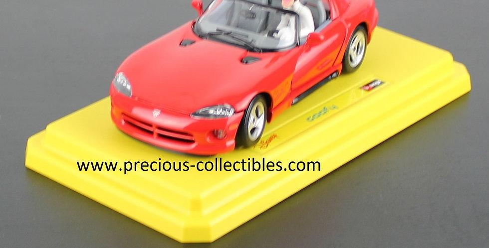 Goofy;Burago;Bburago;Walt Disney;Dodge Viper RT/10;Cod 2305;for sale;Shop;Store;Product;Collectible;rare;gift;mickey mouse;;