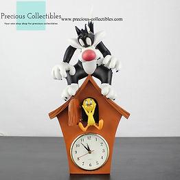 Tweety Sylvester - Klok - kant 1.jpg
