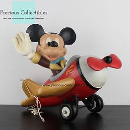 Mickey Mouse - Big Fig - Vliegtuig - 36