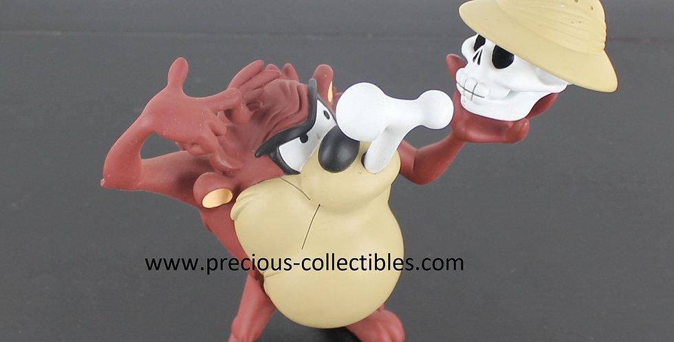 Tasmanian Devil;Tazmanian Devil;Cannbibal;Demons Merveilles;Looney Tunes;Warner Bros;Warner Brothers;Statue;Figurine;Shop;