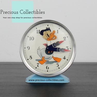 Donald Duck alarm clock