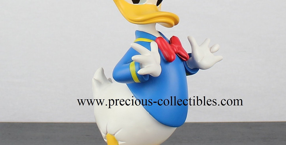 Donald Duck Proud Sculpture by Peter Mook from Walt Disney mid figurine polyresin vintage collectible statue webshop webstore
