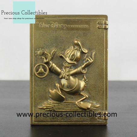 Brass Walt Disney items by GATCO