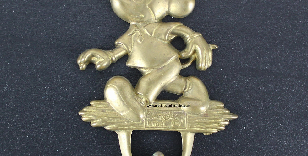 Mickey Mouse;Walt Disney;Wall Bracket;Gatco;Key holder;Rare;Product;Shop;Store;For sale;Walt Disney;Collectible;Collectable;B