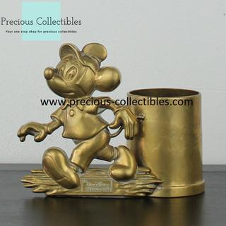 Mickey Mouse pen tray