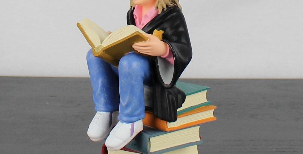 Hermione Granger Demons Merveilles Warner Bros Harry Potter J.K. Rowling Sculpture Statue Product Vintage For sale Rare