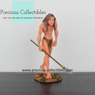 Tarzan statue
