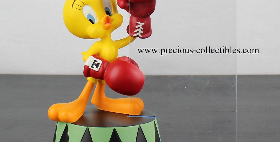 Tweety;Sculpture;Warner Bros;Demons Merveilles;Looney Tunes;Picture;Photo;Frame;Statue;Collectible;Shop;For Sale;Rare;Gift