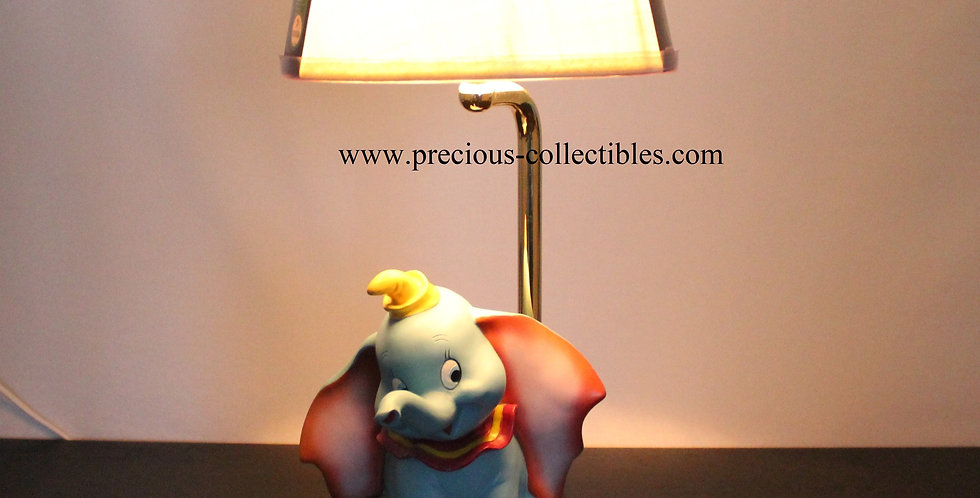 Dumbo lamp superfone walt disney vintage collectible extremely rare gift for sale webshop webstore