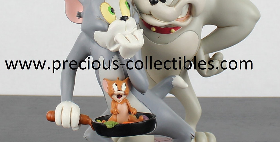 Tom;Jerry;Spike;Cat;Mouse;Dog;Bulldog;Turner;Warner Bros;Warner Brothers;Looney Tunes;Collectible;Shop;Store;Rare;For sale