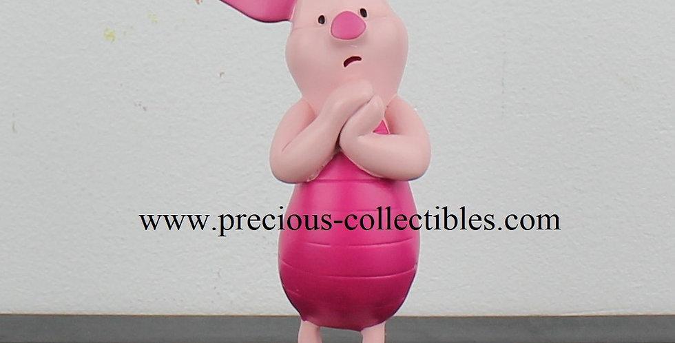 Piglet;5 inch;Winnie the Pooh;Walt Disney;Rutten;Fingendi;Peter Mook;Precious Collectibles;Product;Sculpture;Statue;For sale;