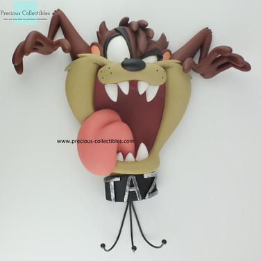 Tasmanian Devil coat rack