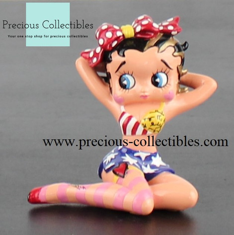 Betty Boop by Britto
