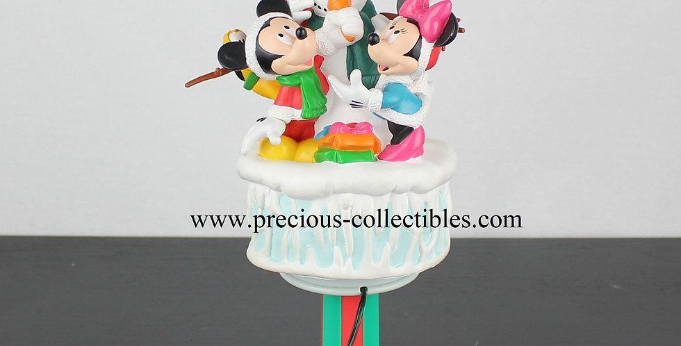Walt Disney Christmas peak fabulous five