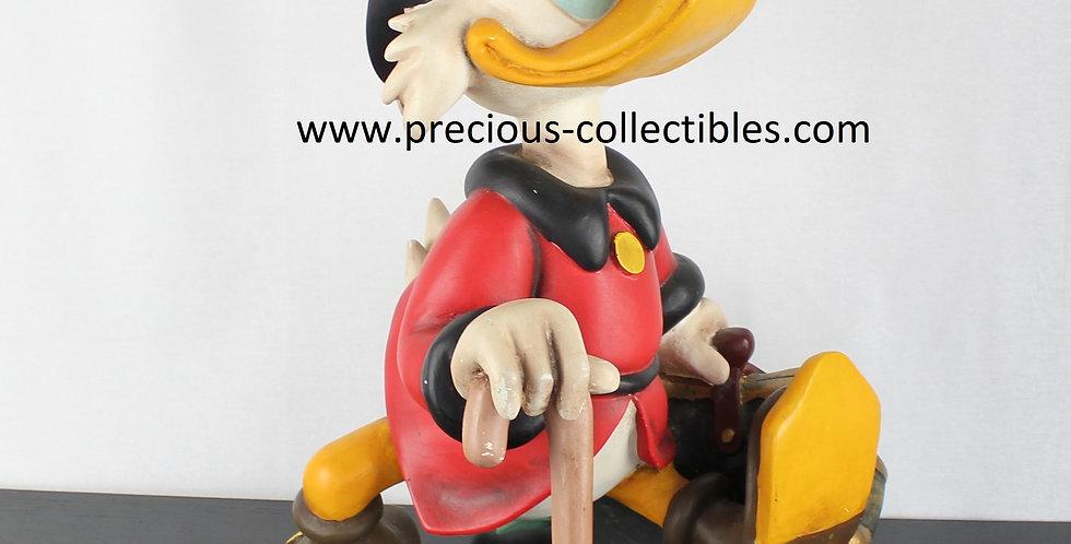 Scrooge McDuck XXL statue