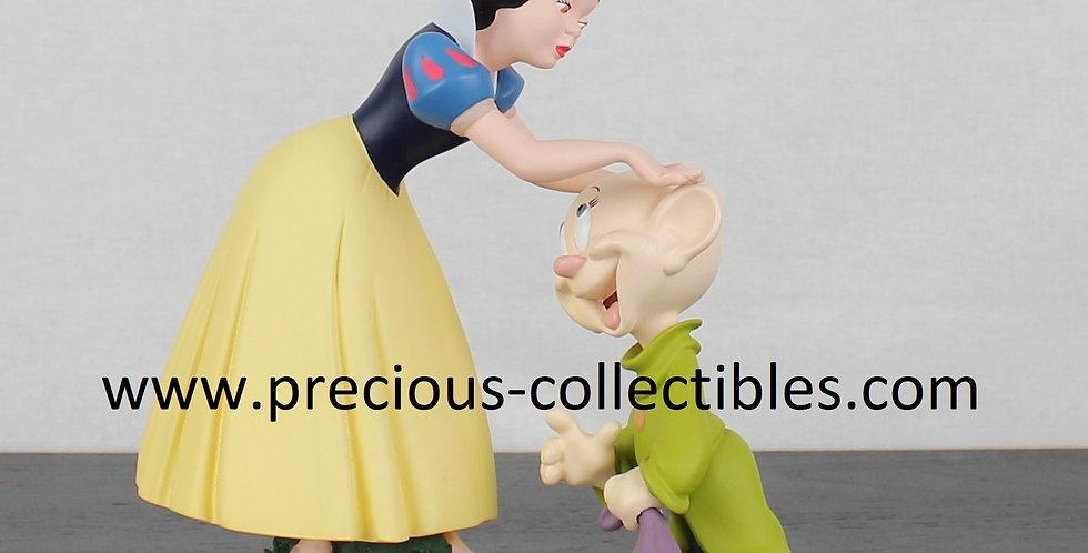 Snow White;Dopey;Dwarf;Princess;Walt Disney;Classic;Demons Merveilles;Sculpture;Statue;Figurine;Shop;Product;For sale;Gift;