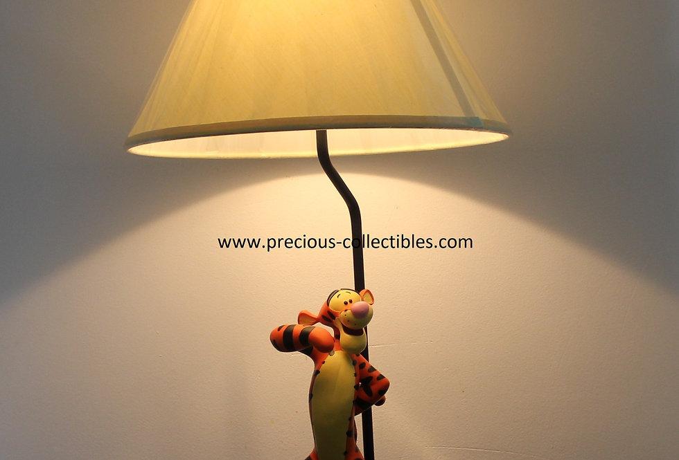 Tigger;Winnie the pooh;tiger;walt disney;peter mook;rutten b.v.;fingendi;rutte;lamp;table;unique;collectible;store;shop;
